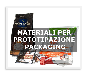 materiali per packaging