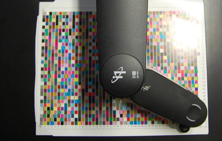 calibrazione gestione colore