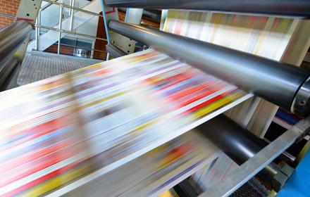 regolazione calamai automatica per la stampa offset