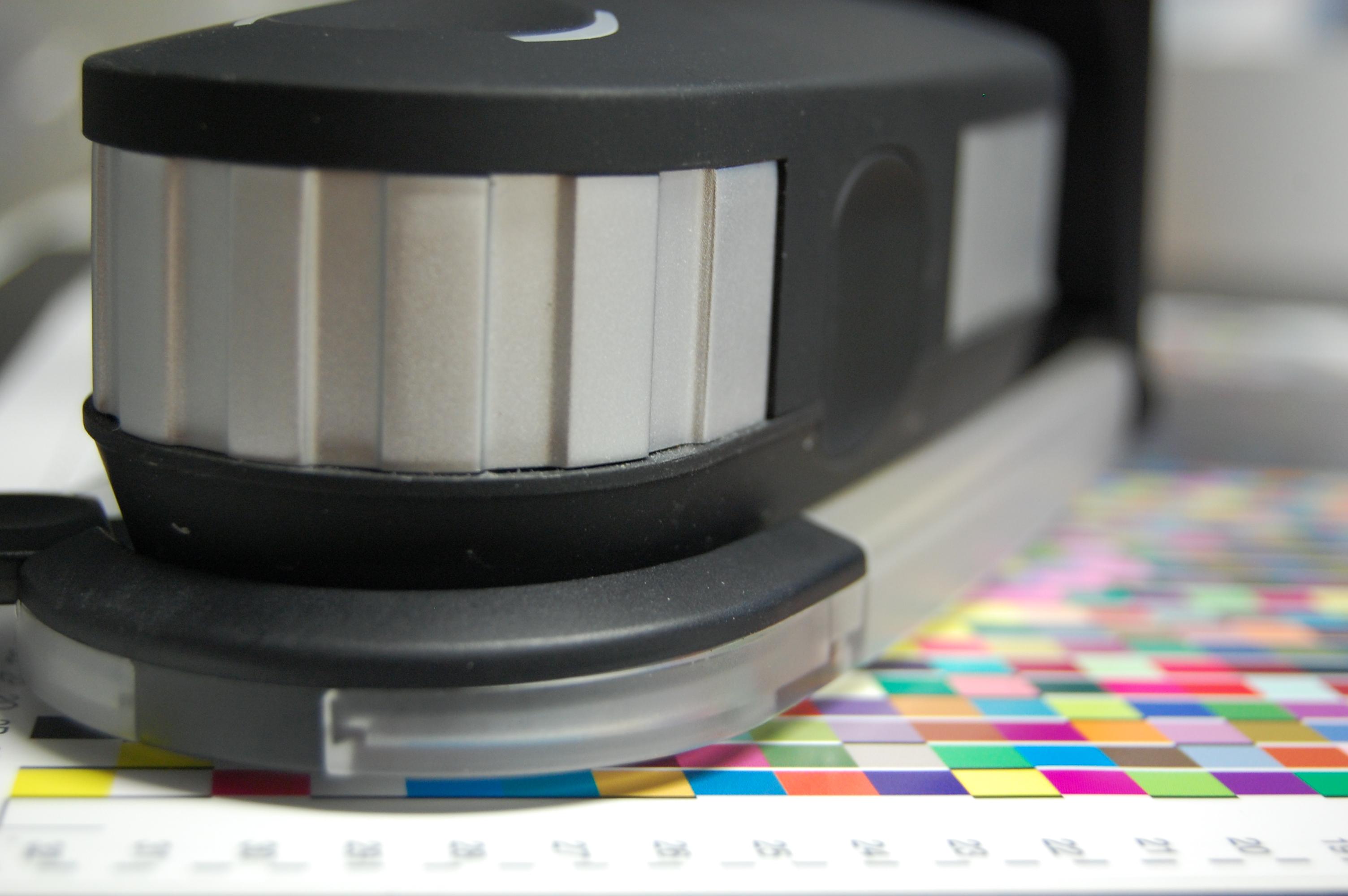 spettrofotometri e densitometri per le tipografie