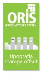 ORIS Pressmatcher è il sistema di gestione colore adatto per le tipografie,: permette di migliorare la qualità e risparmiare inchiostro