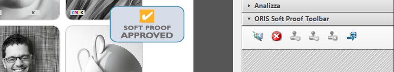 ORIS softproof è il plugin per acrobat per l'approvazione online dei pdf