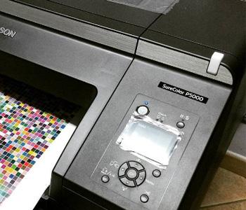 Stampante per prova colore epson SureColor P5000