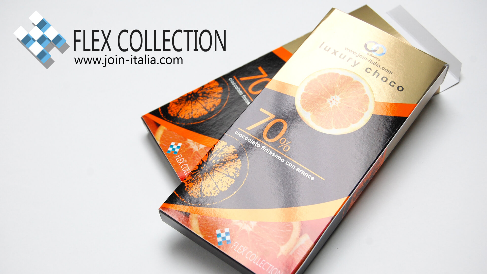 Prova colore per packaging e mock-up con ORIS Flexpack WEB e FlexCollection
