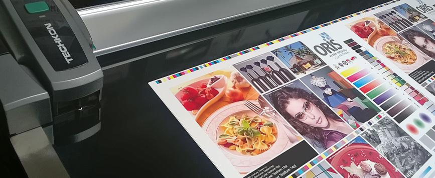 Inkzone-Loop è il sistema closed-loop per le macchine da stampa offset