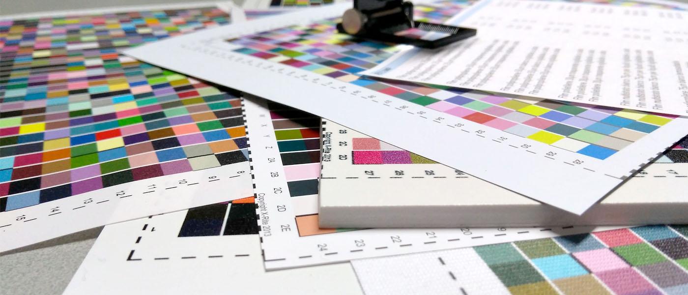 Catalogare i materiali in base alla tipologia di carta, ed alla rispettiva calibrazione