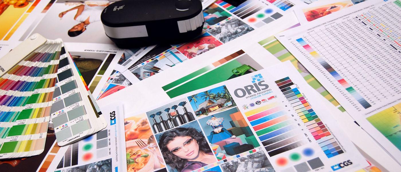Le calibrazioni delle stampanti digitali sono gestite in modo preciso ed efficiente con il sistema ORIS Pressmatcher