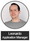 Leonardo Saponti Join