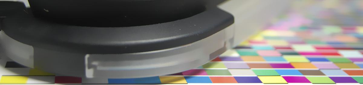 ORIS è il sistema perfetto per la calibrazione delle stampanti di grande formato.