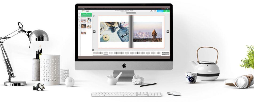 Con l'editor ezPrint potrai permettere ad i tuoi clienti di personalizzare la grafica dei loro prodotti direttamente nella pagina web
