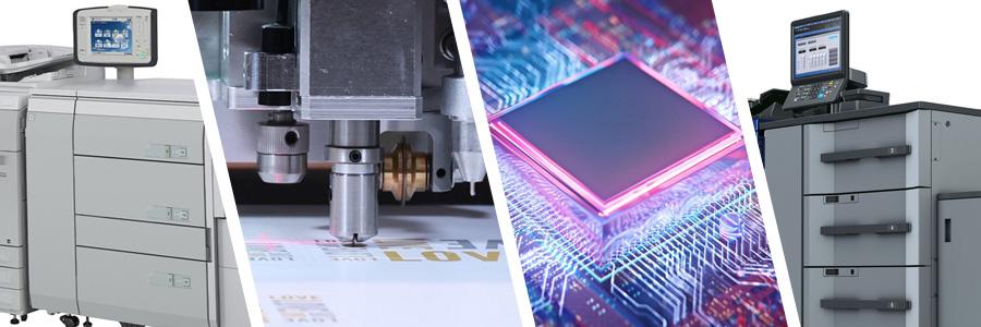 Con i sistemi di Join puoi interconnettere stampanti e periferiche di finitura per accedere agli incentivi 4.0